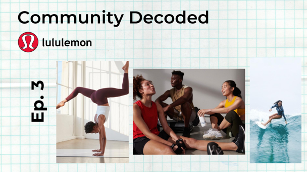 Community Decoded