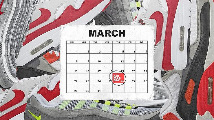 Nike dedicates a day to their brand community and one of their most iconic products