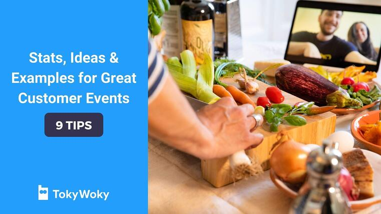 Tips for great customer events