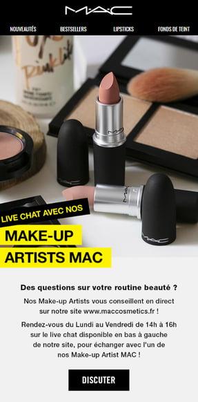 mac make up artists help online