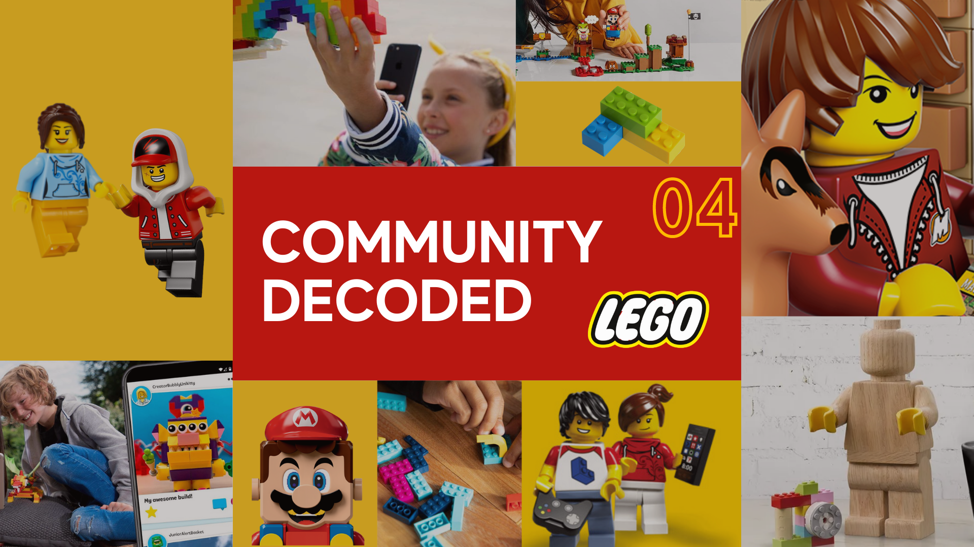 Analyzing the brand community strategy of Lego and how they turn customers into loyal advocates