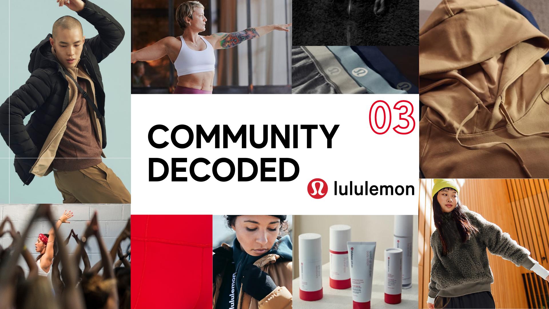 Analyzing Lululemon's brand community strategy