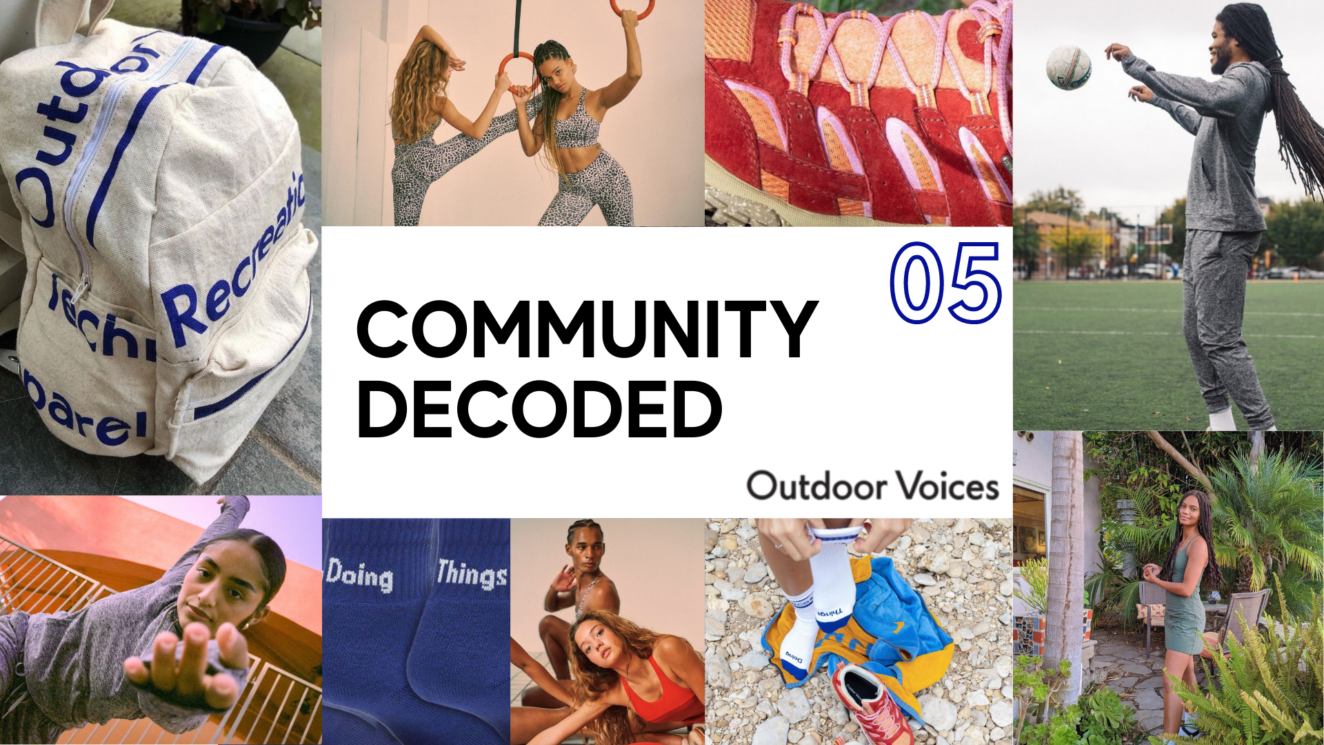 Analysing Outdoor Voices Brand Community Success and their focus on customer loyalty and advocacy