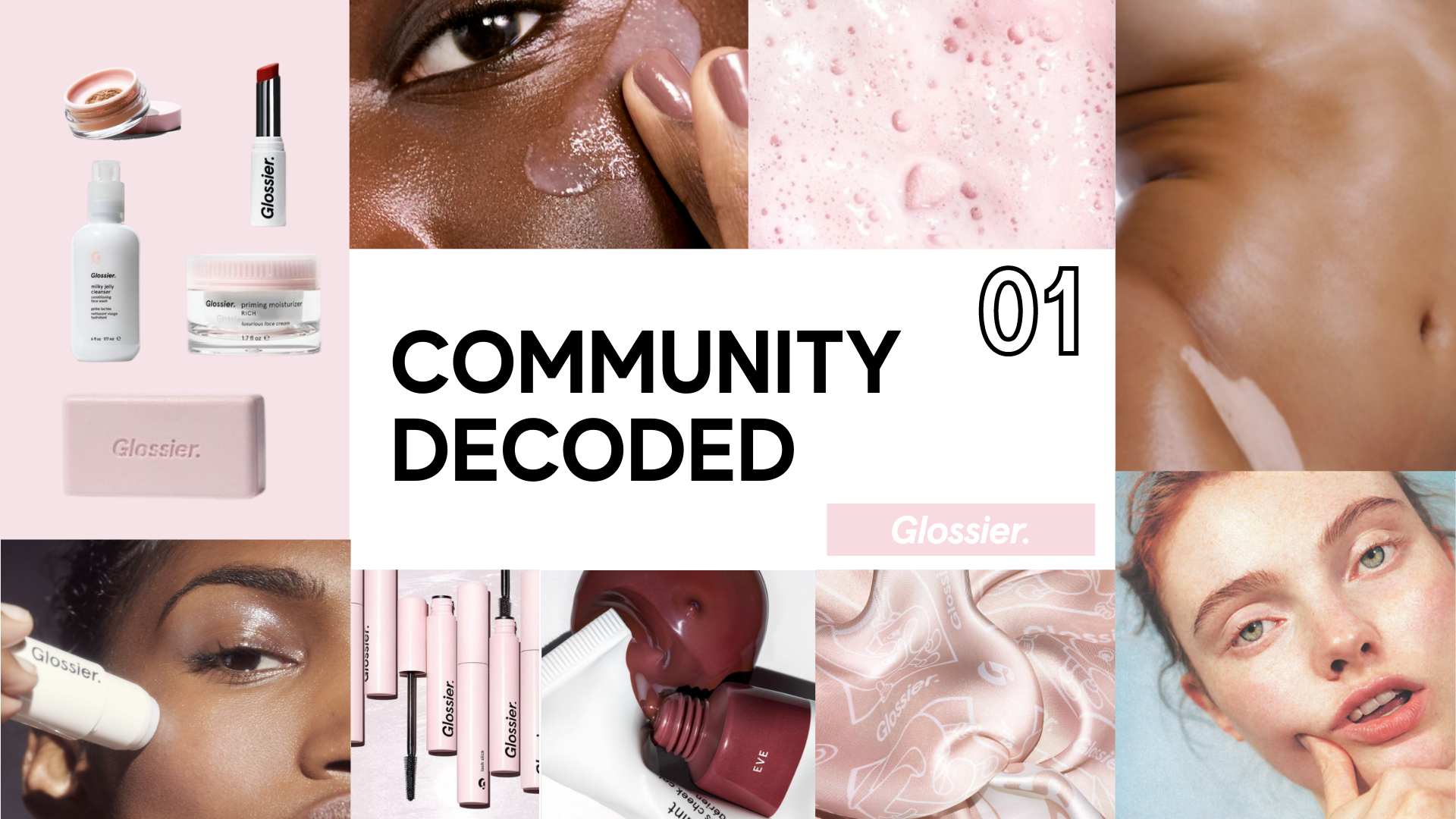 Community Decoded: Why Glossier's community strategy works