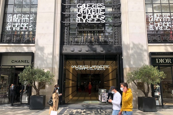 Best practices from French retailers as they reopen ahead of the UK and US