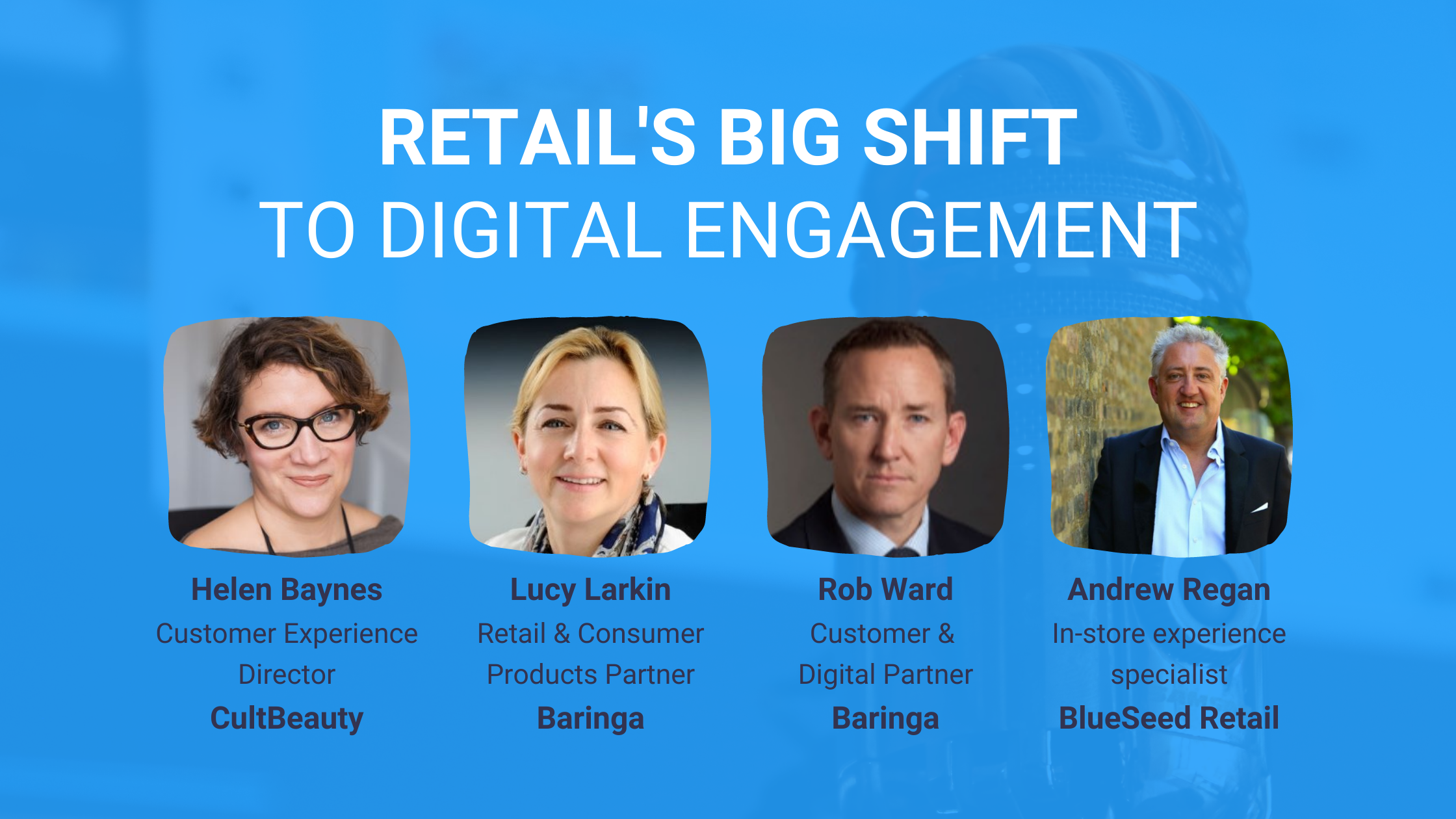 Retail's big shift to digital engagement