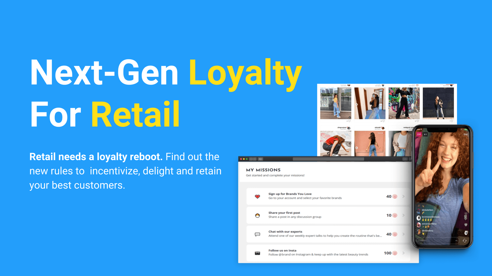 How to build a new loyalty program that incentivizes delights and retains your best customers.
