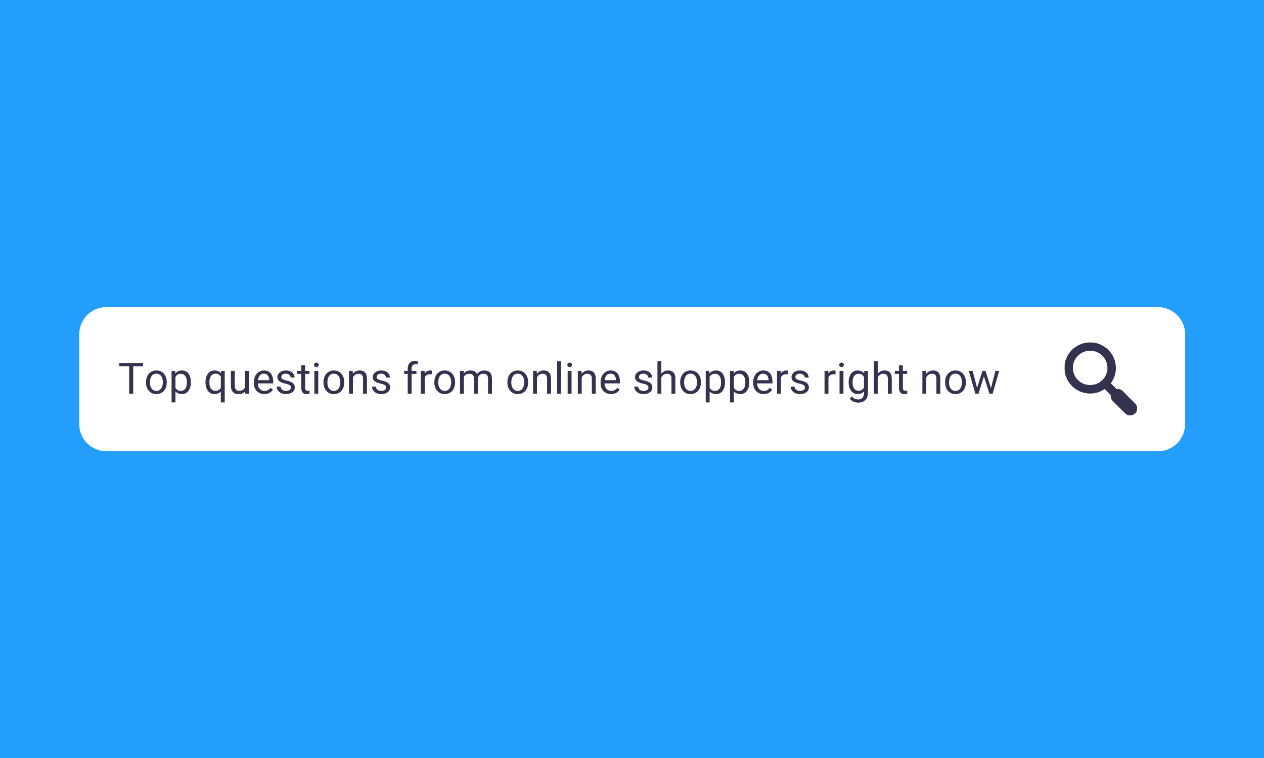 Top questions by online shoppers about the end of the lockdown