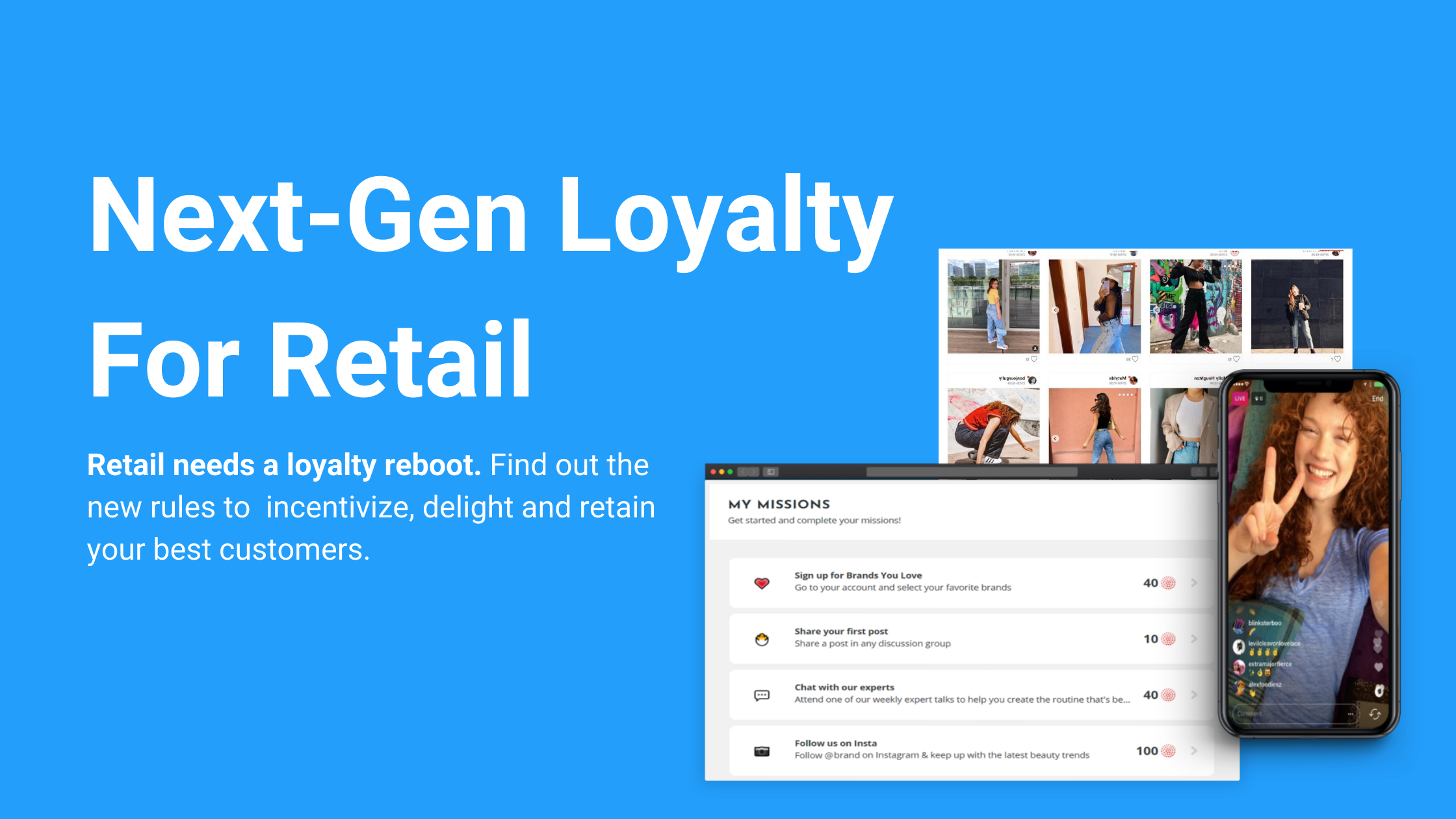 Loyalty programs for retail